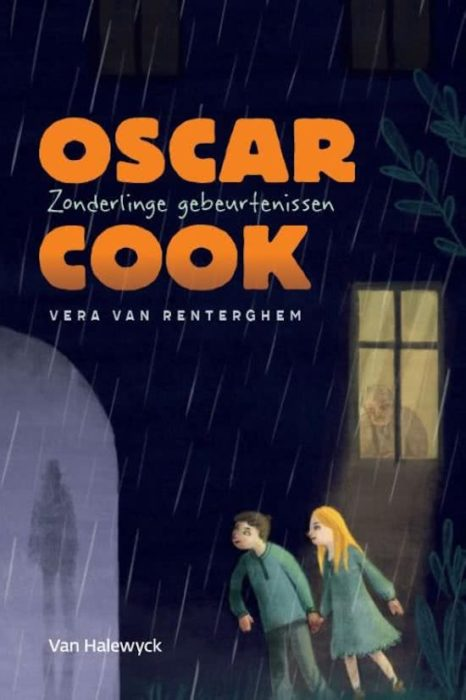 Oscar Cook 2 Zonderlinge gebeurtenissen Vera van Renterghem