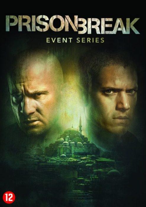 Prison Break The Event Series