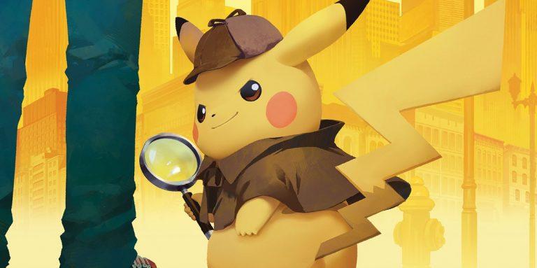 detective pikachu 2018