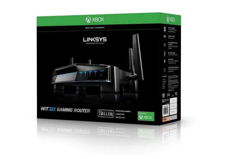 linksys gaming router