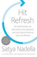 Boek recensie: Hit Refresh, Satya Nadella