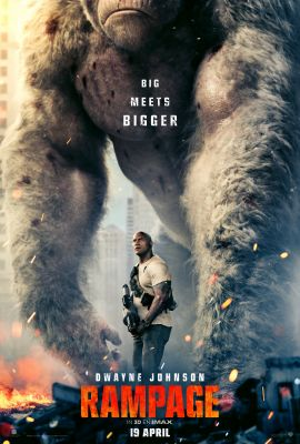 rampage filmposter