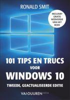 101 tips en trucs voor Windows 10