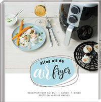 Boek recensie: Alles uit de airfryer