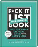 fuck it list book voor koppels