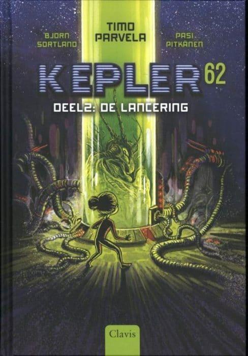 kepler 62 de lancering