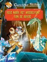 Boek recensie: Reis naar het middelpunt van de aarde, Geronimo Stilton en Jules Verne
