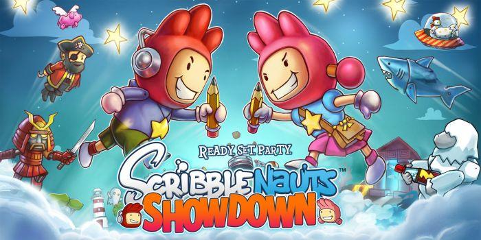 scribblenauts showdown screen
