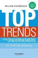 Boek recensie: Top trends voor ondernemers, Willem Overbosch