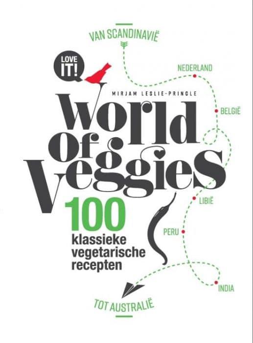 world of veggies 100 klassieke vegetarische gerechten