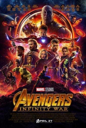 Avengers Infinity War ps 1 jpg sd low © Marvel 2018