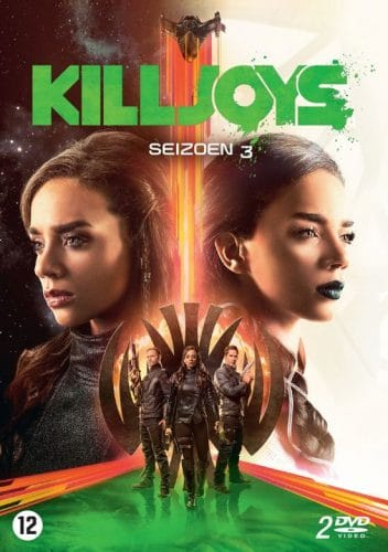 Killjoys Seizoen 3