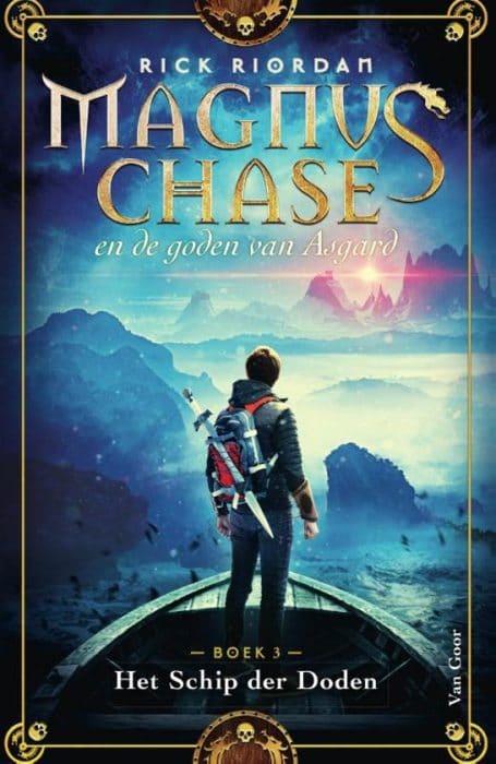Magnus Chase en de goden van Asgard 3 Het schip der doden