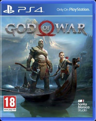 god of war packshot