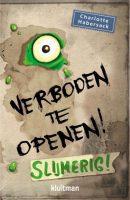 Boek recensie: Verboden te openen! Slijmerig! Charlotte Habersack