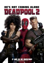 Win supercoole Deadpool 2 filmprijzen (16+)
