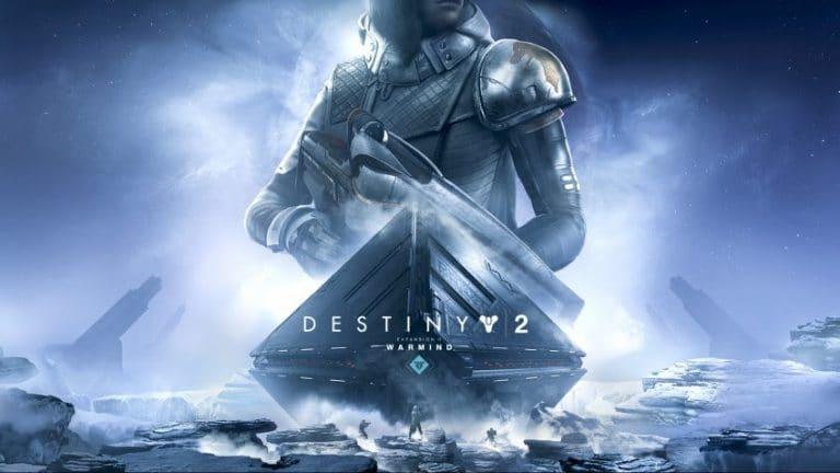 Destiny 2 Expansion II Warmind