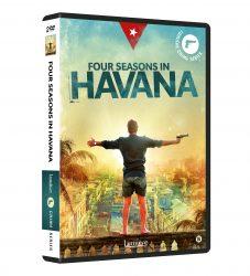 Win de misdaadserie Four Seasons in Havana op DVD