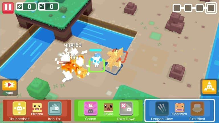 Pokemon Quest screenshot EN 03