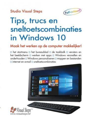 Boek recensie: Tips, trucs en sneltoetscombinaties in Windows 10 –  CooleSuggesties