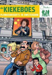 Win het nieuwste stripalbum van de Kiekeboes: Plankenkoorts in Amsterdam