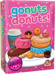 Spel recensie: Go Nuts for Donuts