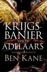 Boek recensie: Krijgsbanier van de adelaars, Ben Kane