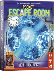 Spel recensie: Pocket escape room, 999 games