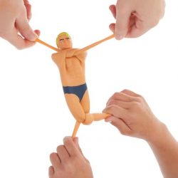 Speelgoed recensie: Stretch Armstrong, BOTI