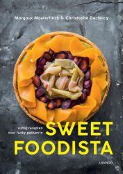 Boek recensie: Sweet Foodista, Margaux Maeterlinck en Christophe Declercq