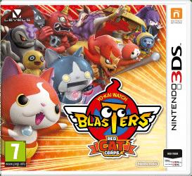 Gamenieuws: binnenkort speel je met Yo-Kai Watch: Blasters spannende avonturen op de Nintendo 3DS