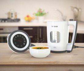Gadget review: Morphy Richards Total Control Soup Maker 501020