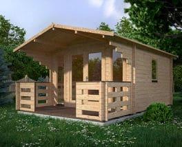 Maak een plek om te ontspannen in je tuin
