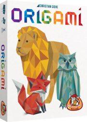 Spel recensie: Origami, White Goblin Games