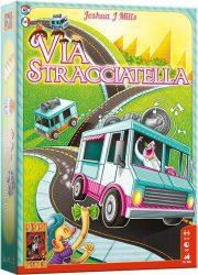 Spel recensie: Via Stracciatella, 999 games