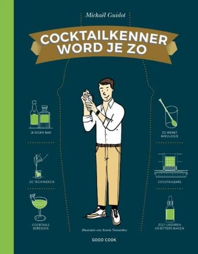 Cocktailkenner word je zo