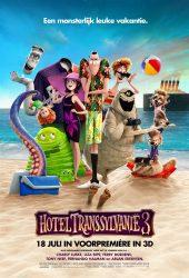 Win vrijkaarten en goodies Hotel Transsylvanië 3
