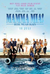 Win Mamma Mia: Here we go again filmprijzen