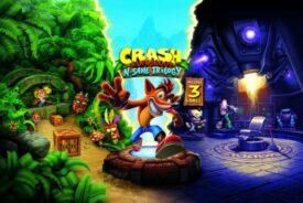 Game review: Crash Bandicoot Trilogy