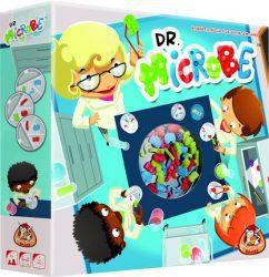 Spel recensie: Dr. Microbe, White Goblin Games