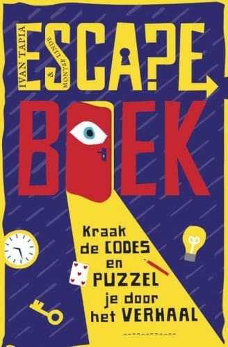 escape boek