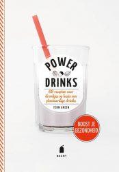 Boek recensie: Power Drinks, Fern Green