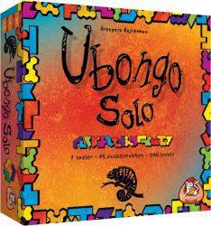 Spel recensie: Ubongo Solo, White Goblin Games