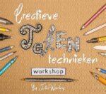 Boek recensie: Creatieve tekentechnieken workshop, Julia Woning