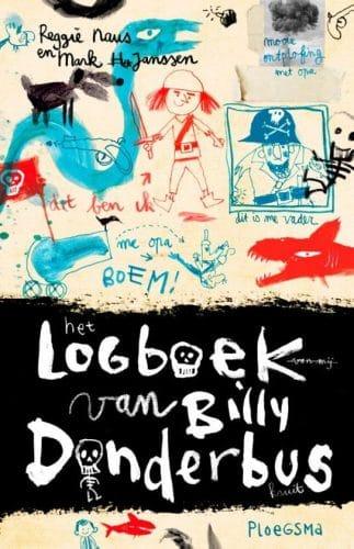 Het Logboek van Billy Donderbus Reggie Naus