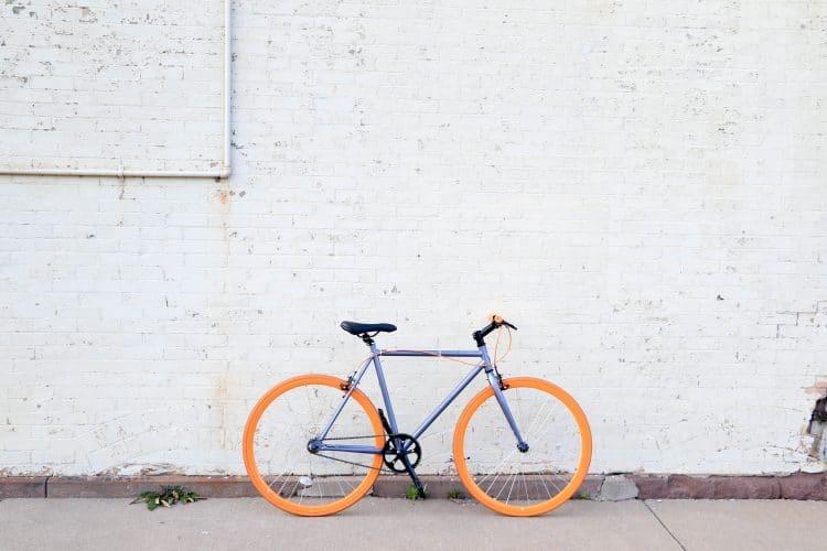 fiets wielrenfiets