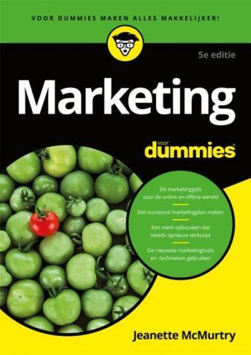 marketing voor dummies