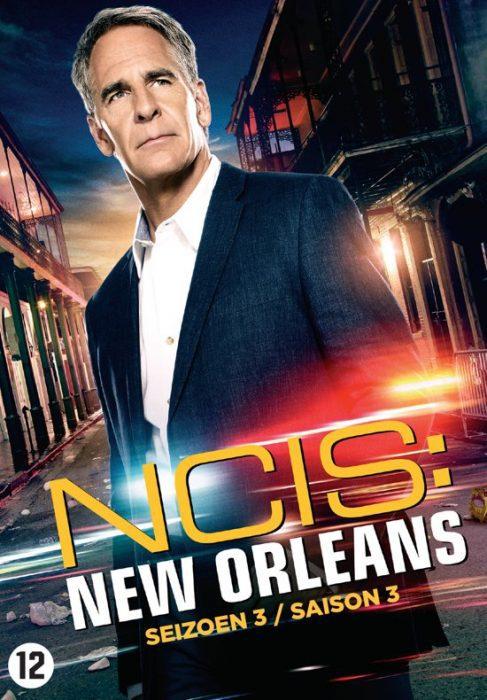 ncis new orleans seizoen 3