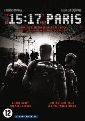Win The 15:17 to Paris op dvd of blu-ray
