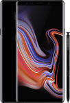 305 samsung galaxy note9 black front back pen1